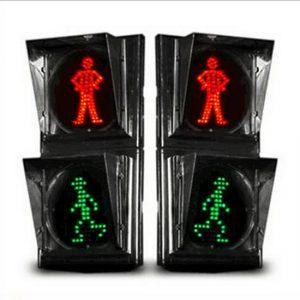 چراغ متحرک عابر پیاده LED