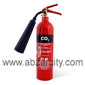 کپسول 3کیلویی CO2